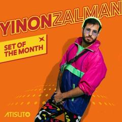 YINON ZALMAN SET OF THE MONTH ATISUTO