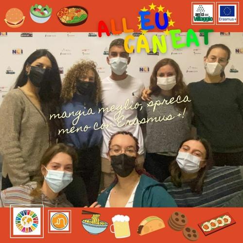 All EU Can Eat: mangia meglio, spreca meno con Erasmus+!