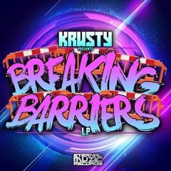 KRUSTY - BREAKING BARRIERS LP - ETERNAL MUZIC RECORDS (OUT SOON)