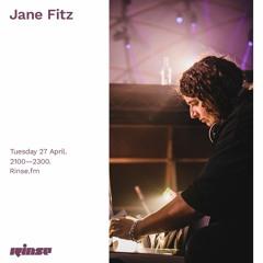 Jane Fitz - 27 April 2021