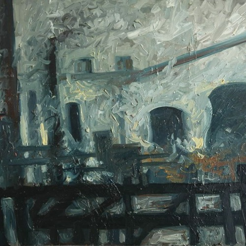Poems for Belonging: An extended exhibition of Paintings by David Watson