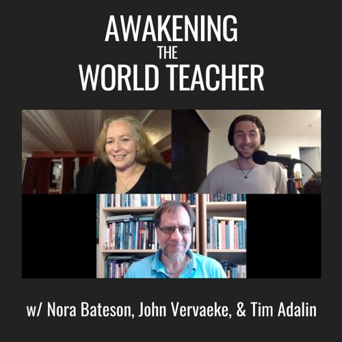 E42| What Does It Mean To Be Authentic? with Nora Bateson & John Vervaeke