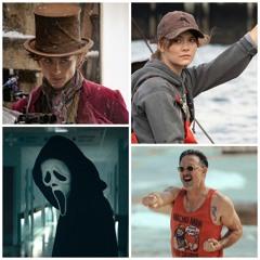 Ep. 54 Wonka, Scream trailer, Coda, You Cannot Kill David Arquette (ABC Capricornia)