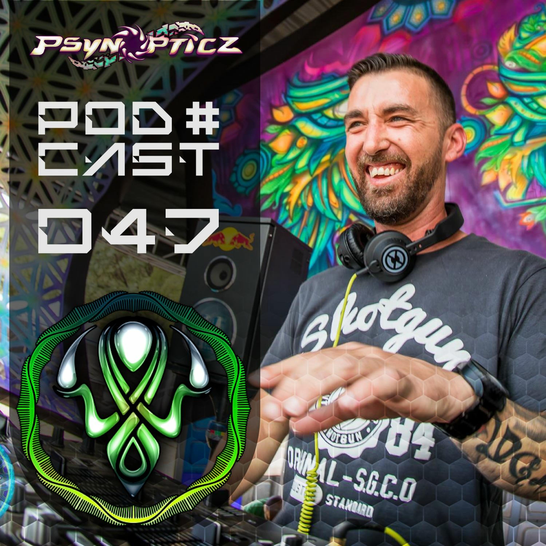 DAN SCOT (South Africa)   PsynOpticz Podcast #047