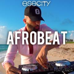 OSOCITY Afrobeat Mix  | Flight OSO 111