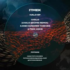 ITMEK - Halo EP - FOTO010 - Showreel