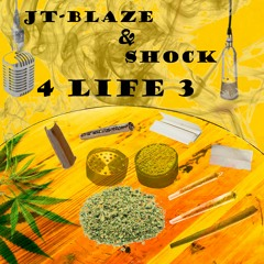 """""""Drippin with Knowledge,"""" JT-Blaze & Shock (4 Life 3 EP)(Prod. by Cabo Beats)"""
