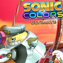 Ultimate Jelly Mountain +Sonic Colors Ultimate x Sonic Colors 2010+