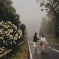 flower under the rain - lofi type beat | raining vibe relaxing