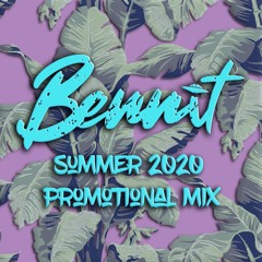 Summer 2020 Promotional Mix