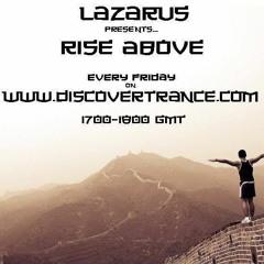 Lazarus - Rise Above 502 (22-10-2021)