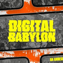Digital Babylon - Cellphones - Brent Liebezeit