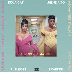 Cardi B - WAP (The Ladies Night REMIX) [A JAYBeatz Mashup] #HVLM