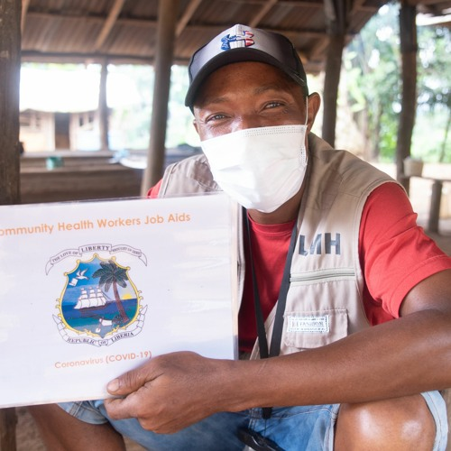 Jerome Gardiner, Community Health Worker