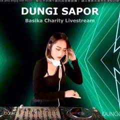 Dungi Sapor   Basika Charity Livestream for Covid relief 2021