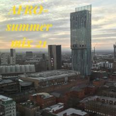 AFRO UK SUMMER MIX 21