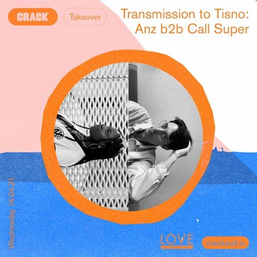 Transmission to Tisno: Anz b2b Call Super