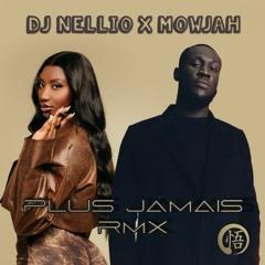Dj nellio feat Mowjah - Plus jamais RMX  76 BPM
