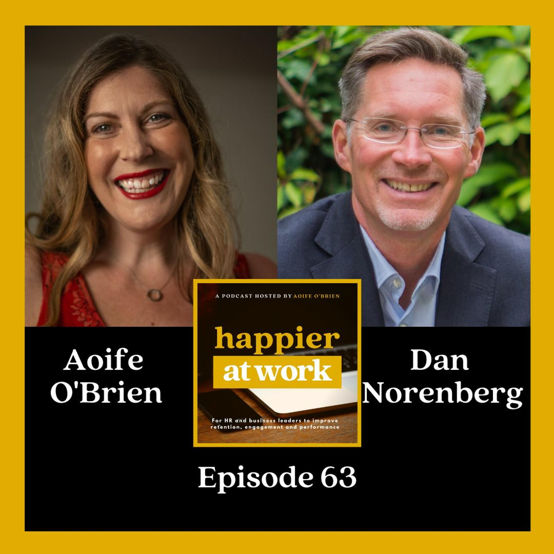 63: Building Highly Effective Leadership Teams with Dan Norenberg