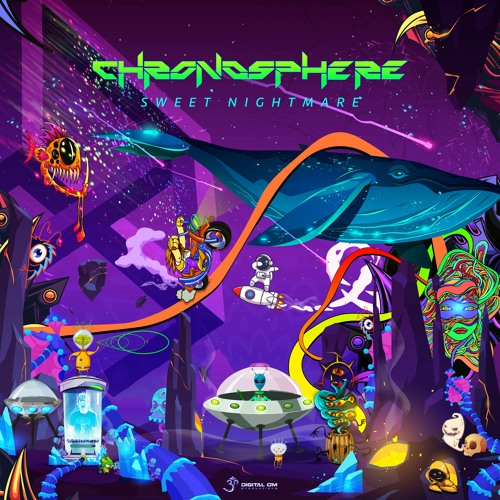 Chronosphere - Sweet Nightmare   OUT NOW on Digital Om!