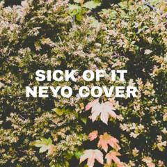 Saura - Sick of it (Neyo's lost verse)