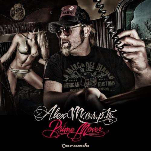 Alex M.O.R.P.H. - Eternal Flame