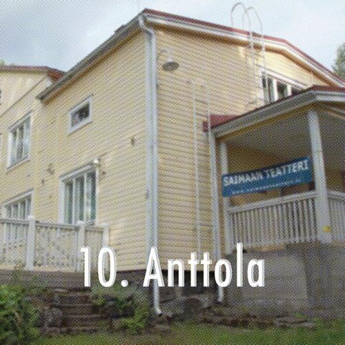 Saimaan Teatterin podcast - #10 ANTTOLA