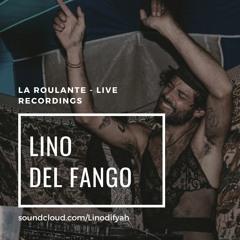 Lino del Fango - La Roulante Playa Pormenande 14/08/21 (Dj & Live Set)