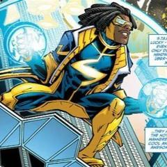 Hero Rant: DC's STATIC: OP?