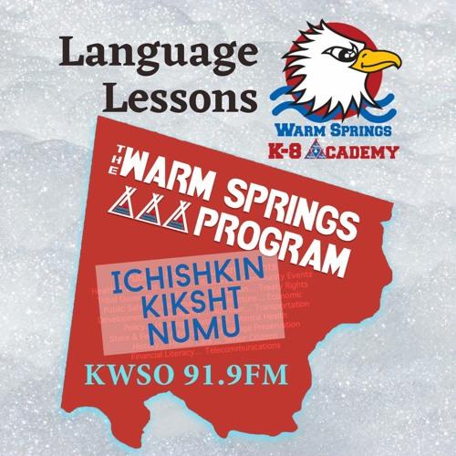 052520 Warm Springs Program Language Lessons