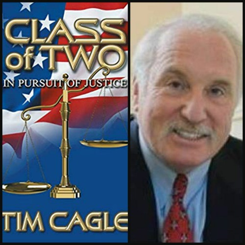 Lawyer, Songwriter, Author Tim Cagle On His Many Talents On Authors On The Air