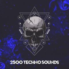2500 Techno Sounds