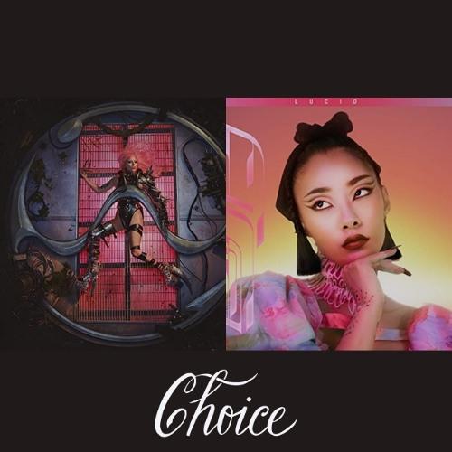 Rain On Me x Lucid (Choice Mashup)