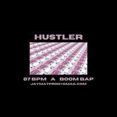 (FREE) Hustler 87 Bpm A (Boom Bap Type Beat) Jaymatprod