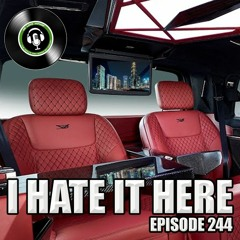 I Hate It Here ft. The Charmaine Interview | We Love Hip Hop Podcast Ep244