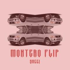 SACCI - MONTERO FLIP 2021