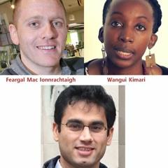 Fanon Today  With Feargal Mac Ionnrachtaigh, Wangui Kimari, Ayyaz Malik,