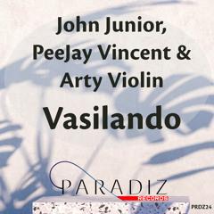 John Junior, PeeJay Vincent & Arty Violin - Vasilando (Original Mix)