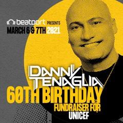 HERNAN CATTANEO X DANNY TENAGLIA´s 60 BDAY FUNDRAISER FOR UNICEF