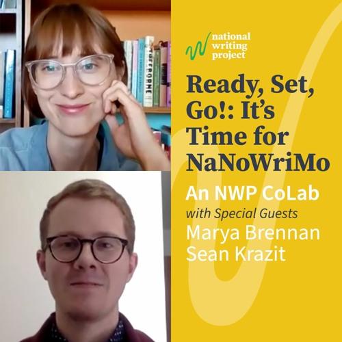 Ready, Set, Go! It's Time for NaNoWriMo