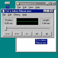 T>I & Jakes - Ribcut