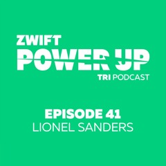 Episode 41 - Lionel Sanders on Racing Frodeno and Disappointing Races