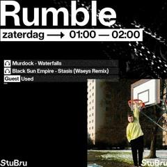 Stu Bru Rumble - Used (21/03/2021)