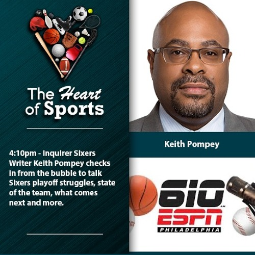 The Heart of Sports w Jason Springer & Jeff Cohen with Keith Pompey