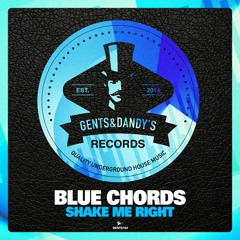 [GENTS152] Blue Chords - I Don't Wanna Give Up (Original Mix) Preview