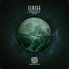 Wormcast Mix Series Volume 45 - CloZee on Wormhole Wednesday Livestream Sessions 9/9/20