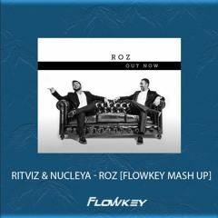 Ritviz & Nucleya - Roz [Flowkey Mash Up]
