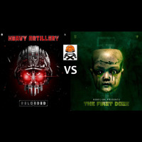 Rebelion Presents: ''Overdose'' LIVE vs Warface ''Heavy Artillery'' Reloaded LIVE