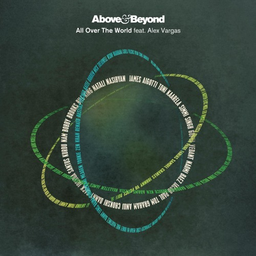 All Over the World (Radio Edit) [feat. Alex Vargas]