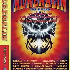 Clarkee - Adrenalin - Bath Pavillion & Blandford - 1996
